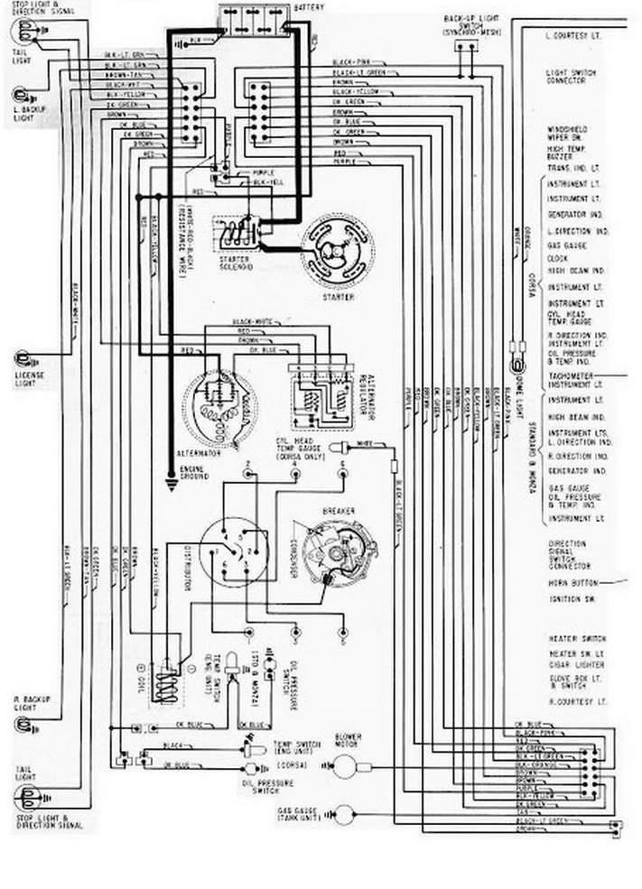 Download 2006 Chevy Trailblazer Tail Lights Wiring Diagram Wiring Diagram